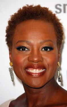 short natural haircuts for older black women - Google Search