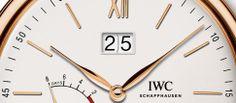 IWC Schaffhausen   Fine Timepieces From Switzerland   Collection   Portofino Family   PORTOFINO HAND-WOUND BIG DATE