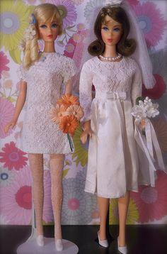 Barbie Brides - Hair Fair Barbie and Twist n' Turn Barbie