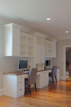Delightful Idaho Residence   Transitional   Home Office   Salt Lake City   Belmont  Design Group Home