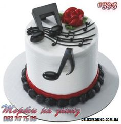 Black music note cake picks are sold in packs of 12 and can be used for cakes, cupcakes, centerpieces and craft projects. Black plastic music note picks are a creative decorating idea for music themed parties. Music Themed Cakes, Music Cakes, Theme Cakes, Deco Cupcake, Cupcake Cakes, Cupcake Picks, Cupcake Toppers, Food Cakes, Cake Icing