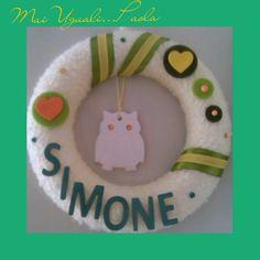 GHIRLANDE ...benvenuto Simone !!!