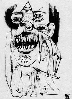 Cuadernos del Cazador: Maina González Eme