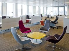 Open Plan Office - Design Portfolio - Image Gallery | IOR Group