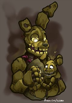 https://www.google.com/search?q=FNAF Springtrap and Plushtrap