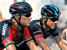 Team Sky   Photo Gallery   Tour de Pologne stage two gallery - Compatriots Thor Hushovd and a returning Edvald Boasson Hagen rode together in the pack