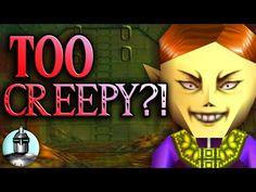11 Creepiest Legend of Zelda Moments | The Leaderboard (Headshot #43) - YouTube