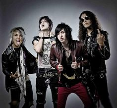 Escape the Fate Фотографии из Ben Bruce, Escape The Fate, Ronnie Radke, Screamo, Hot Band, Falling In Reverse, Old Singers, Band Photos, Attractive People