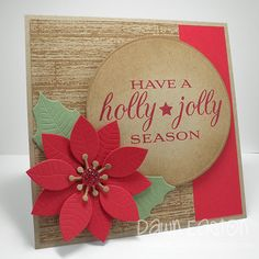 Have a Holly Jolly Season by TreasureOiler - Cards and Paper Crafts at Splitcoaststampers