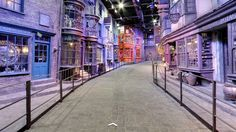 *You can explore Harry Potter's Diagon Alley on Google Street View