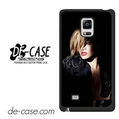 Rihanna In Shadow DEAL-9255 Samsung Phonecase Cover For Samsung Galaxy Note Edge