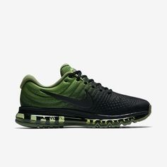 Various styles of high-qualified Nike shoes like Nike Air Max 2017 for men, So cool, and Black Gold Nike Air Max 2017 Sneakers are our main products. Sneakers N Stuff, Black Sneakers, Black Shoes, Men's Shoes, Shoes Sport, Buy Shoes, Running Sneakers, Running Shoes For Men, Air Max Sneakers