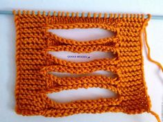 ergahandmade: How to Knit a Braided Headband Step By Step - Stirnband stricken Cable Knitting Patterns, Crochet Stitches Patterns, Knitting Stitches, Stitch Patterns, Knit Headband Pattern, Knitted Headband, Crochet Shawl, Knit Crochet, Creative Embroidery