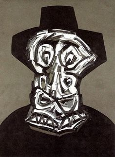 Antonio Saura #Art