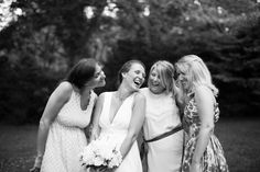 Real Weddings: Blair & Clayton's North Carolina Inn Wedding
