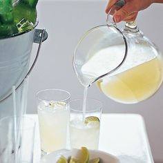 Summer Fun for All: 25 Nonalcoholic Party Drinks
