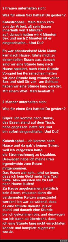 2 Frauen unterhalten sich: | DEBESTE.de, Lustige Bilder, Sprüche, Witze und Videos
