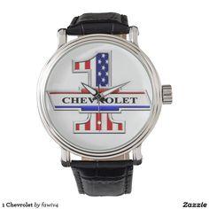 1 Chevrolet Wrist Watches
