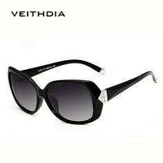 a8b270443e03 VEITHDIA Women Fashion Big Oversize Sunglasses Polarized Sun Glasses Ladies  Vintage oculos de sol feminino For