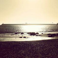 #praiadematosinhos #matosinhos #730pm #20140721