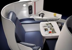 Air France Reveal New Business Class Cabin