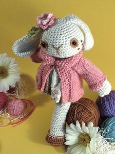 crochet rabbit - Google zoeken