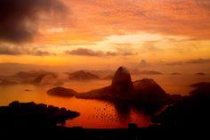 Rio de Janeiro!  Foto: Fernando Quevedo/ Agência O Globo