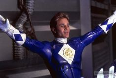 Mighty Morphin Power Rangers: The Movie Billy