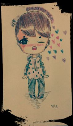 Another drawing #Cbibi #Boy #Me