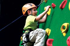 Kid-friendly rock climbing places in New Jersey