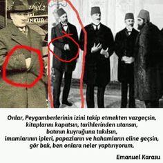 Mason sabatayist Atatürk