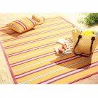 Bocasa // Sunrise Yellow Throw Blanket