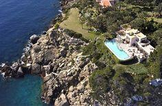 Blue Bay: la villa da sogno in affitto a Ibiza