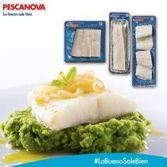 El Bacalao Pescanova no necesita ser desalado y puede ser cocinado sin descongelación previa, aumentando simplemente el tiempo de preparacion. ¡Elige tu receta favorita!