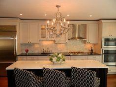 Romantic Kitchen Design from Christine Baumann