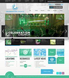 40 best church websites of 2013