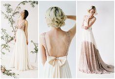 Sequin Wedding Dresses - Truvelle
