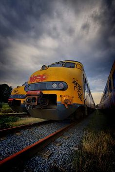 Lost trains #zwolle #ns #urbex