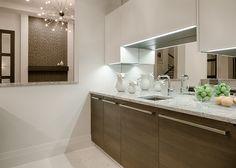 "Kitchen sink in Divco Custom Homes ""Antigua"" model in Miromar Lakes. Divco Homes | Naples, FL | Divcohomes.com"