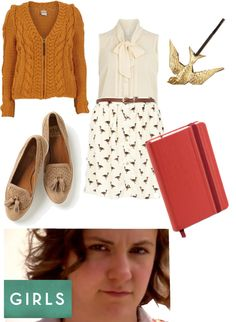 """""""Hanna of Girls"""" by wilmadanger on Polyvore"""