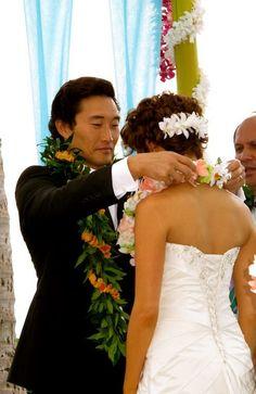 Hawaii Five-0's Wedding