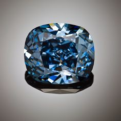 Wittlsbach-Graff Diamond. Originated in India, this diamond is fancy deep blue and weighs 31.06 carats. This diamond has important historical significance as it was owned by Philip IV of Spain and came into the hands of many other European emperors. However, it dropped in value due to the fact that it was altered, thus compromising its historical integrity. It is currently in the possession of Hamad bin Chalifa Al Thani and is estimated to be around $80 million.