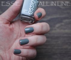 ♥ In Love With Life ♥: essie - fall in line