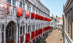 GROZA Corporaties verkopen rijksmonumentaal complex Utrecht http://www.groza.nl www.groza.nl, GROZA