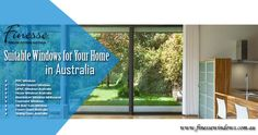 #FinesseWindowsAustralia, one of the most reputed home Windows dealer in Australia offers an best range of Windows and doors solutions to the clients.