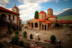 2017-03-28 - Awesome monastery picture - #1467748
