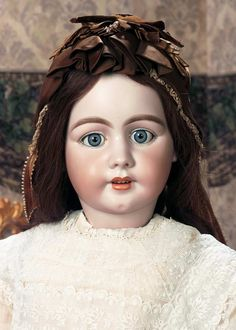 Child doll by simon and halbig, Germany