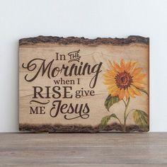 Give Me Jesus - Wall Art