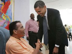 Obama: What Muhammad Ali meant to me via @USATODAY