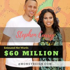 Stephen Curry is one of the hottest players in the NBA right now -- both financially and skilled. With a net worth of $60 million and already a couple championships under his belt, it will be interesting to see where he ends up before retirement.